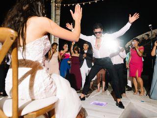 The wedding of Monica and Jaime 2