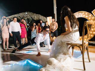 The wedding of Monica and Jaime 3