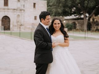The wedding of Fabian and Natalie