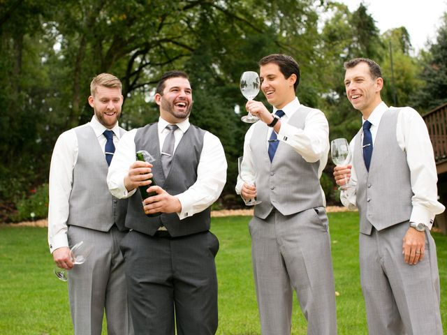 Adam and Erika's Wedding in Canonsburg, Pennsylvania 6