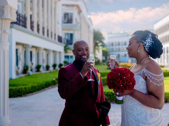 Willie and Tawanda's Wedding in Playa del Carmen, Mexico 151