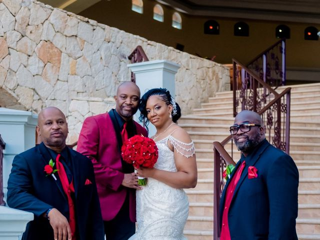 Willie and Tawanda's Wedding in Playa del Carmen, Mexico 177
