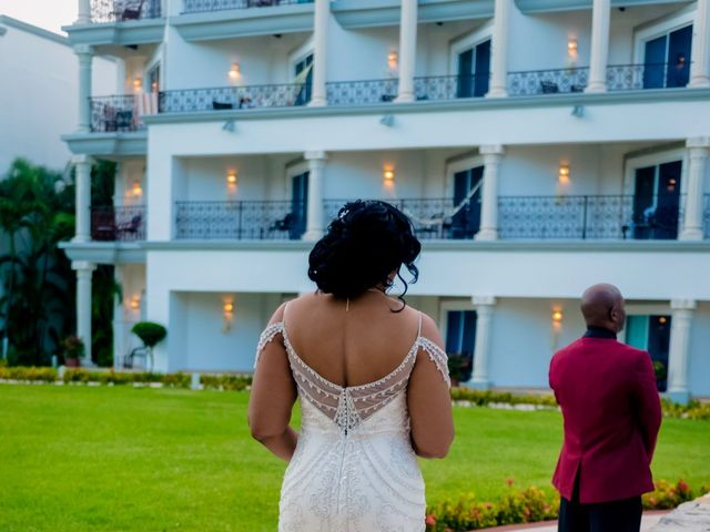 Willie and Tawanda's Wedding in Playa del Carmen, Mexico 181