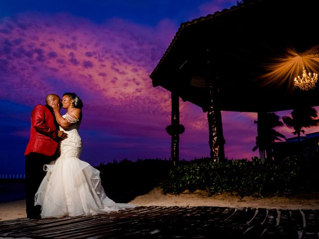 The wedding of Tawanda and Willie