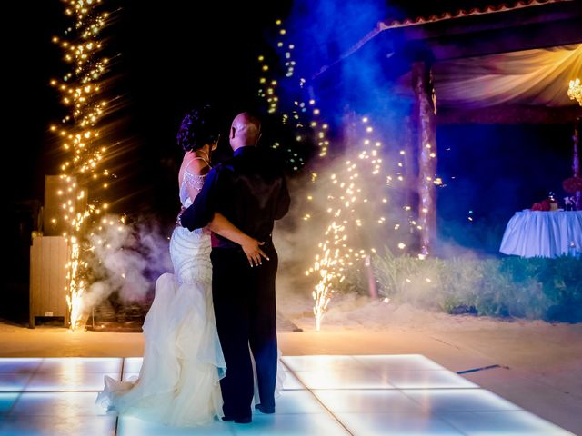 Willie and Tawanda's Wedding in Playa del Carmen, Mexico 207