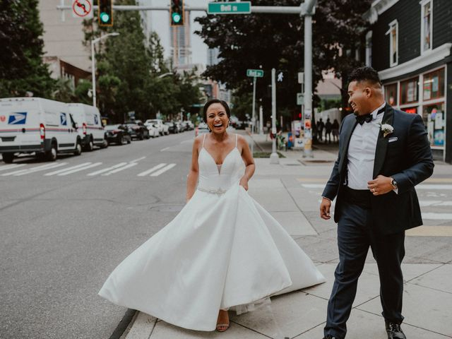 Daniel and Nerissa's Wedding in Seattle, Washington 5