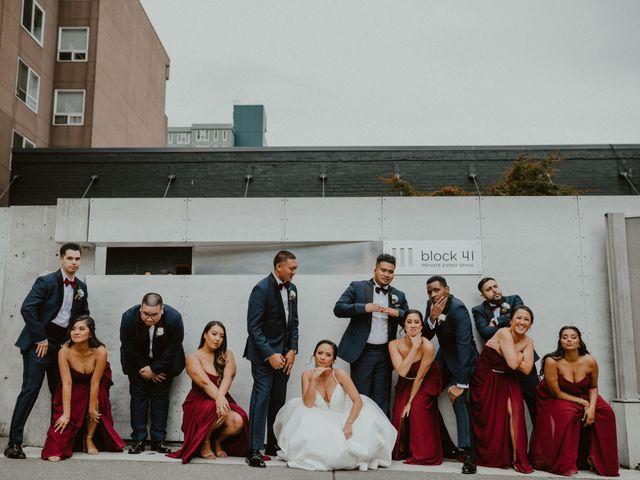 Daniel and Nerissa's Wedding in Seattle, Washington 6