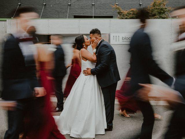 Daniel and Nerissa's Wedding in Seattle, Washington 1