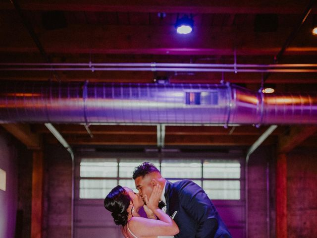 Daniel and Nerissa's Wedding in Seattle, Washington 7