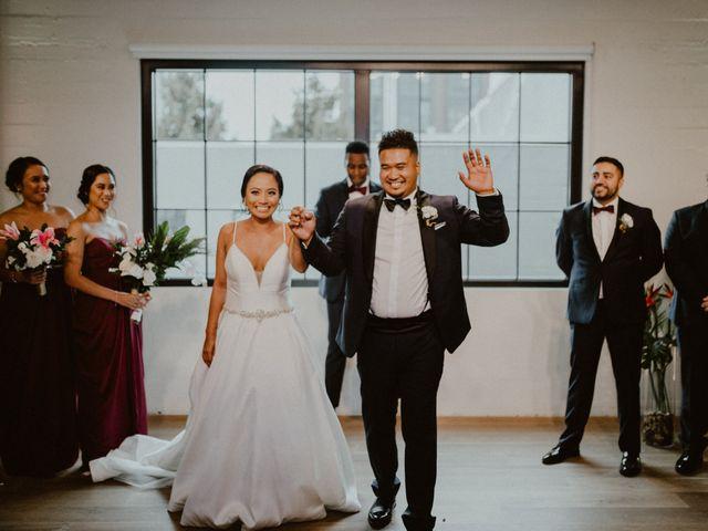 Daniel and Nerissa's Wedding in Seattle, Washington 11