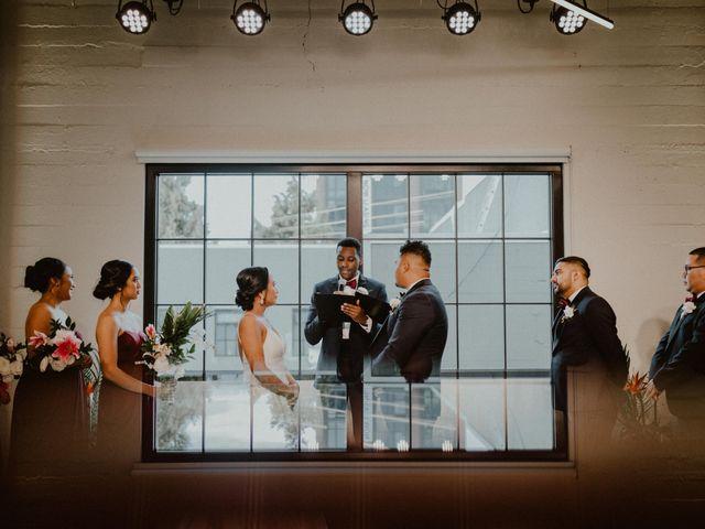 Daniel and Nerissa's Wedding in Seattle, Washington 12