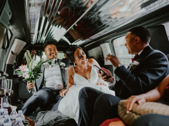 Daniel and Nerissa's Wedding in Seattle, Washington 13