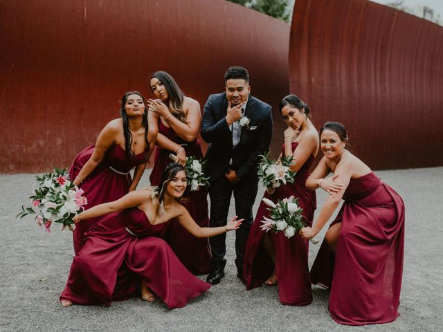 Daniel and Nerissa's Wedding in Seattle, Washington 14