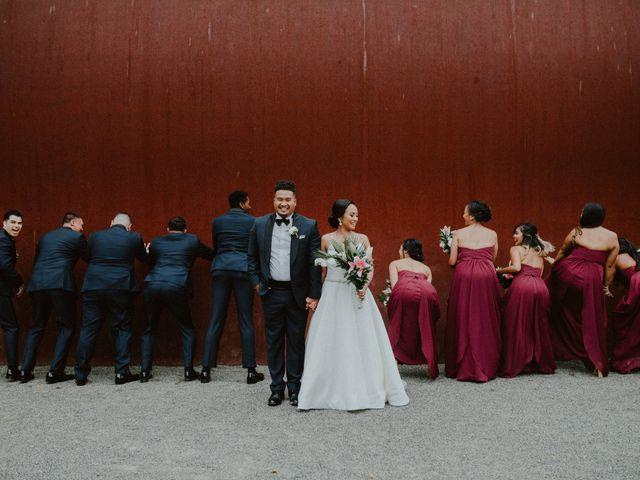 Daniel and Nerissa's Wedding in Seattle, Washington 16