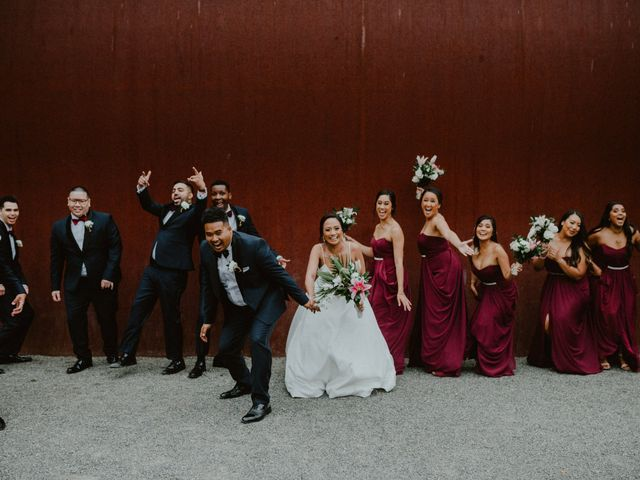 Daniel and Nerissa's Wedding in Seattle, Washington 17