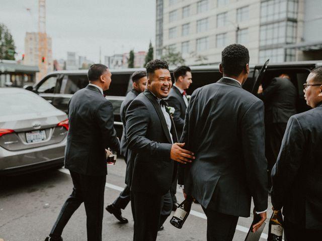 Daniel and Nerissa's Wedding in Seattle, Washington 25