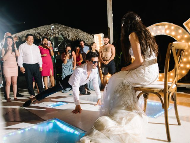 Jaime and Monica's Wedding in Punta Cana, Dominican Republic 135