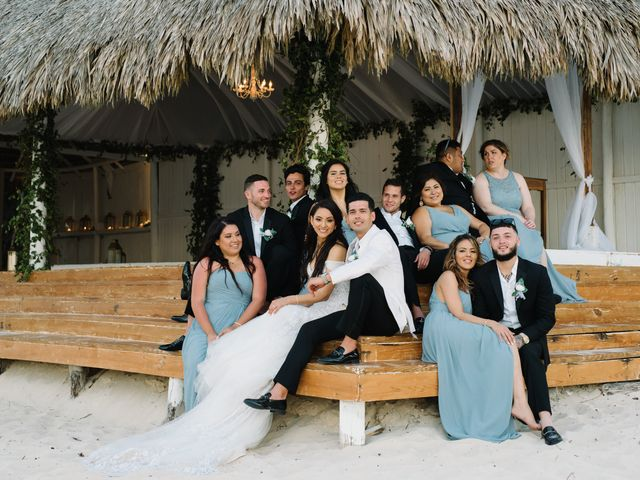 Jaime and Monica's Wedding in Punta Cana, Dominican Republic 2