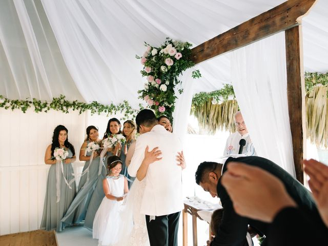 Jaime and Monica's Wedding in Punta Cana, Dominican Republic 88