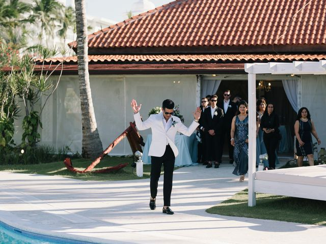 Jaime and Monica's Wedding in Punta Cana, Dominican Republic 70