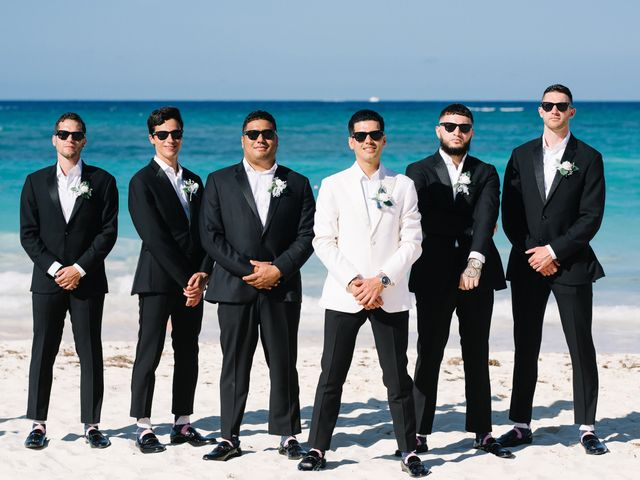 Jaime and Monica's Wedding in Punta Cana, Dominican Republic 49