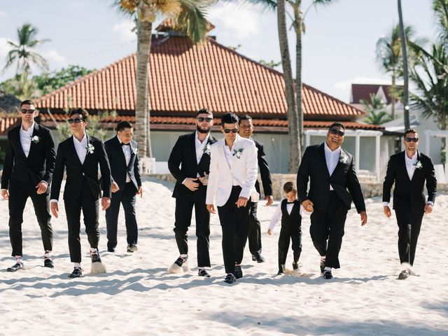 Jaime and Monica's Wedding in Punta Cana, Dominican Republic 46