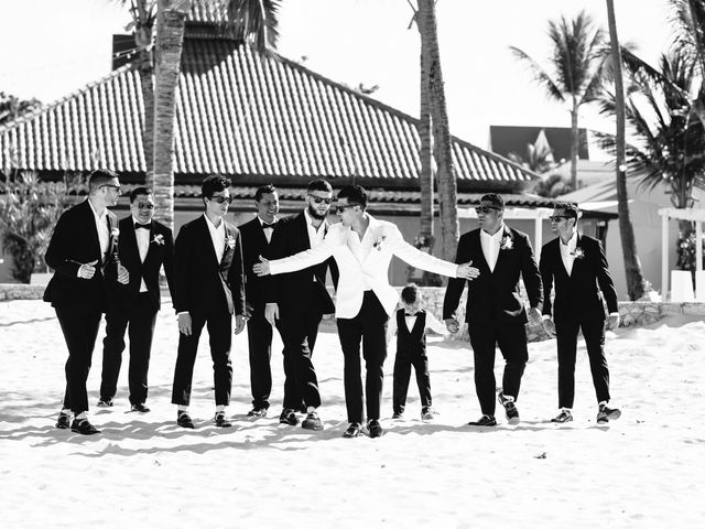 Jaime and Monica's Wedding in Punta Cana, Dominican Republic 45