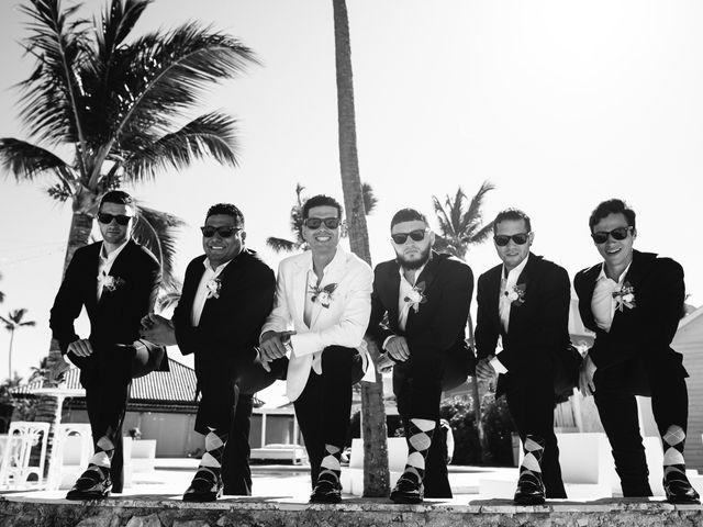 Jaime and Monica's Wedding in Punta Cana, Dominican Republic 42