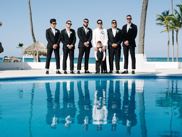 Jaime and Monica's Wedding in Punta Cana, Dominican Republic 41