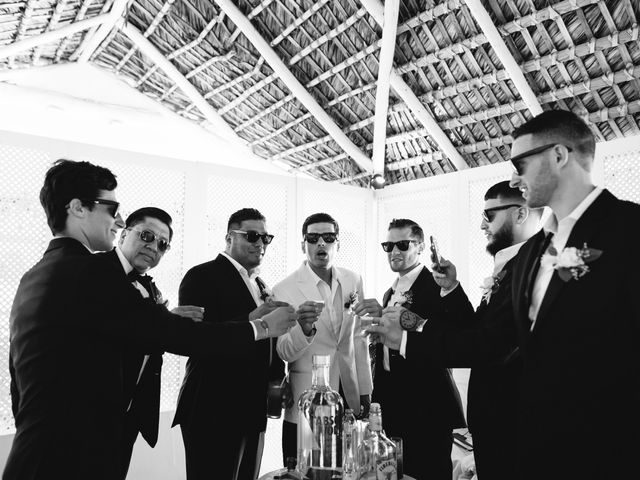Jaime and Monica's Wedding in Punta Cana, Dominican Republic 30
