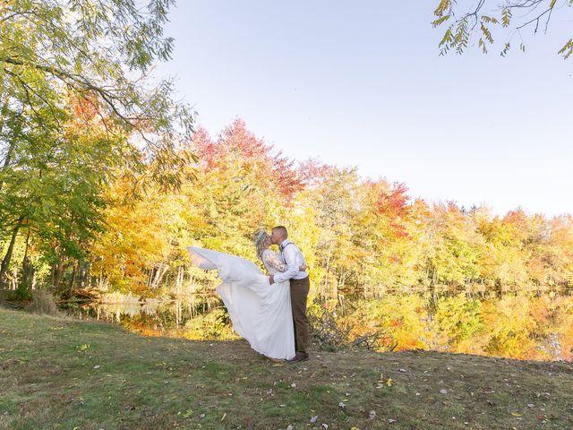 The wedding of Nicole and Matthew