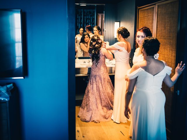 Sean and Julie's Wedding in Baltimore, Maryland 4