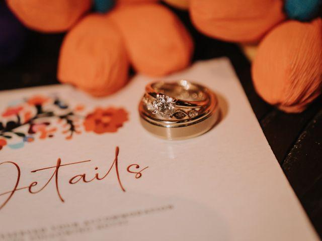 Natalie and Fabian's Wedding in San Antonio, Texas 9