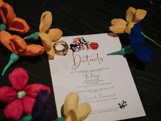 Natalie and Fabian's Wedding in San Antonio, Texas 10