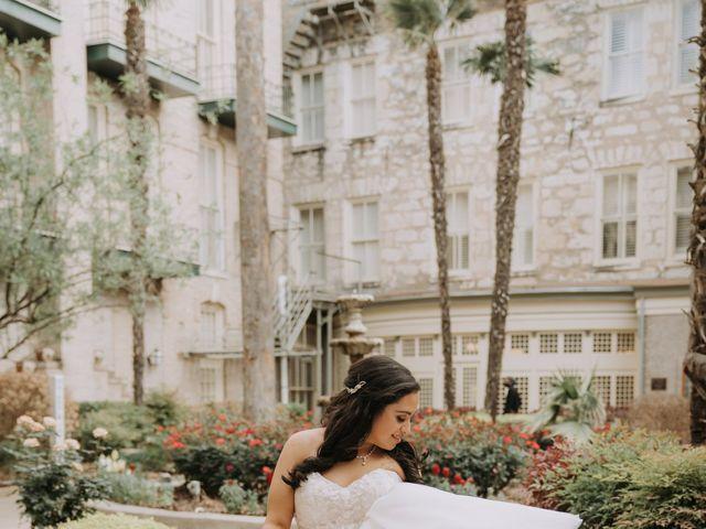 Natalie and Fabian's Wedding in San Antonio, Texas 12