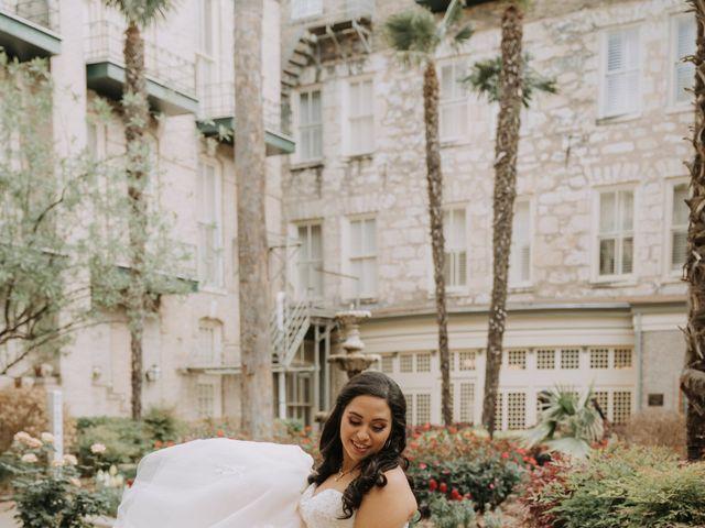 Natalie and Fabian's Wedding in San Antonio, Texas 13