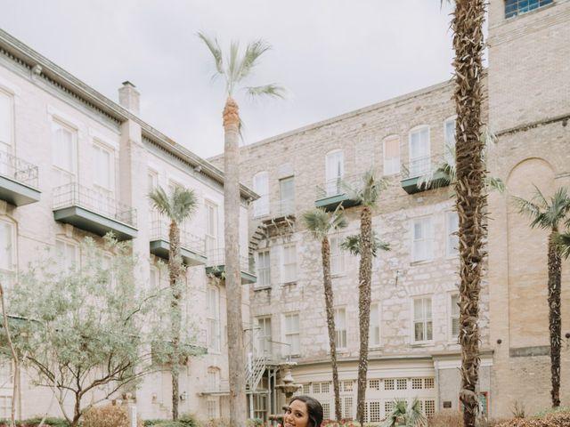 Natalie and Fabian's Wedding in San Antonio, Texas 15