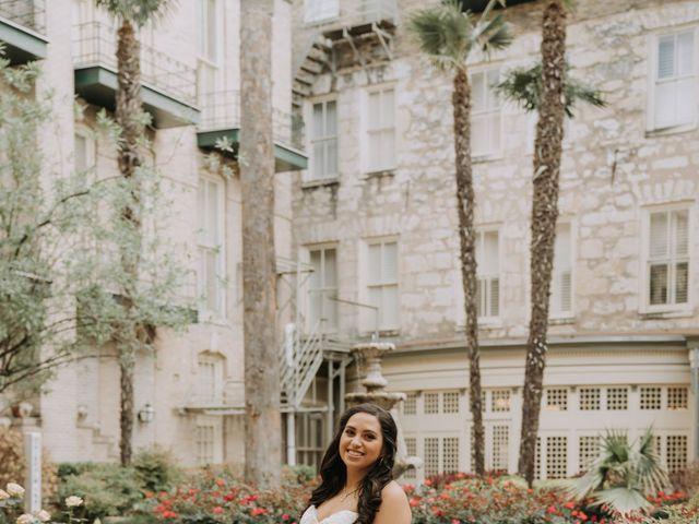 Natalie and Fabian's Wedding in San Antonio, Texas 16
