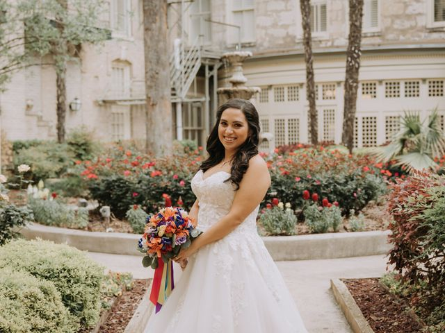 Natalie and Fabian's Wedding in San Antonio, Texas 17