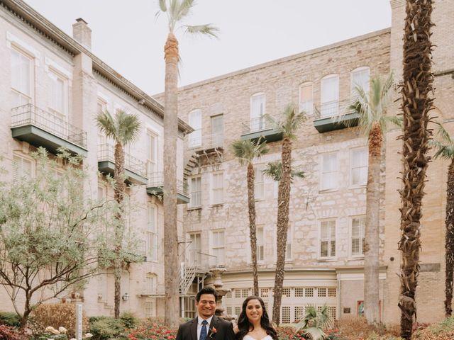 Natalie and Fabian's Wedding in San Antonio, Texas 21