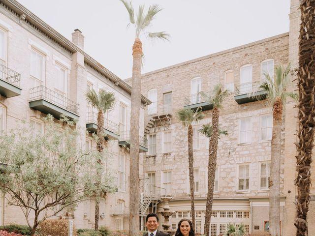Natalie and Fabian's Wedding in San Antonio, Texas 22