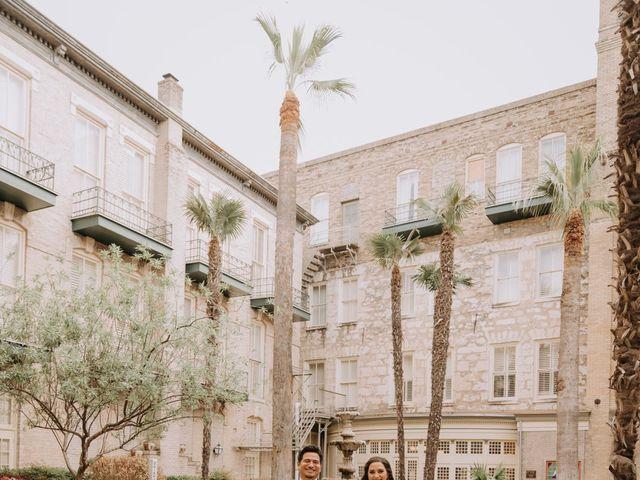 Natalie and Fabian's Wedding in San Antonio, Texas 23