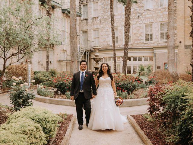 Natalie and Fabian's Wedding in San Antonio, Texas 24