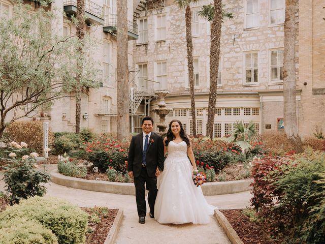 Natalie and Fabian's Wedding in San Antonio, Texas 25