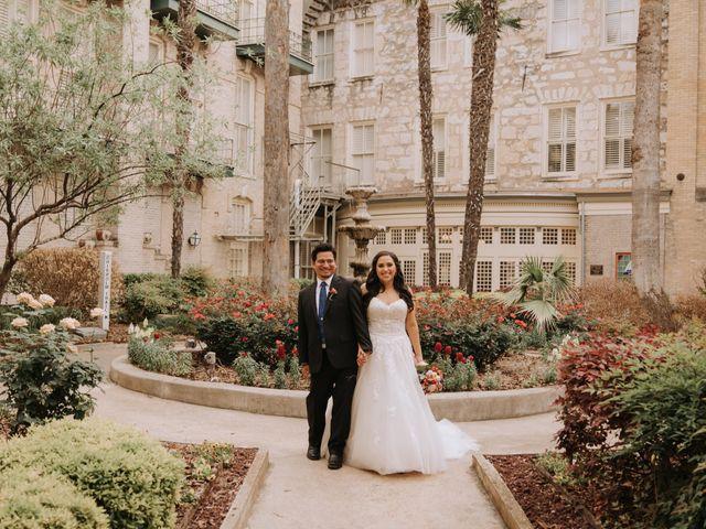 Natalie and Fabian's Wedding in San Antonio, Texas 26