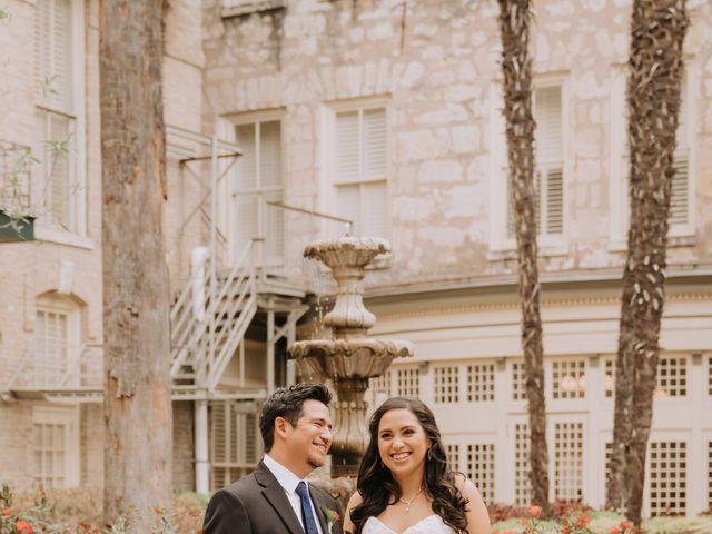 Natalie and Fabian's Wedding in San Antonio, Texas 27