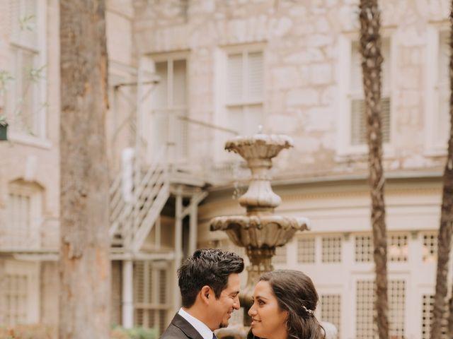 Natalie and Fabian's Wedding in San Antonio, Texas 29