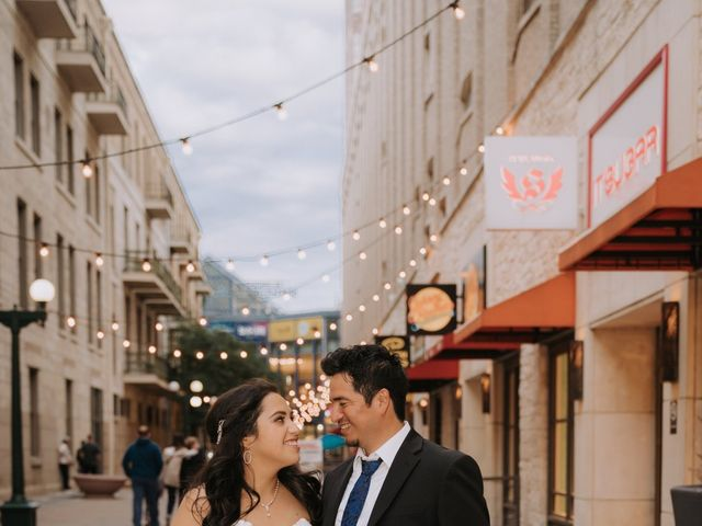 Natalie and Fabian's Wedding in San Antonio, Texas 30