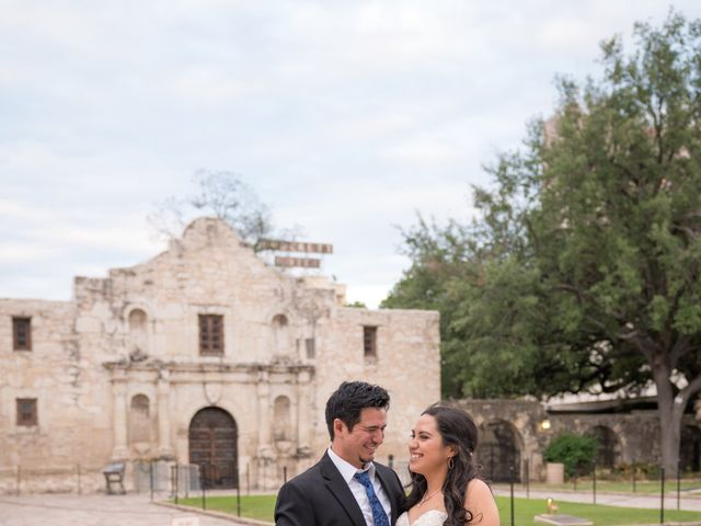Natalie and Fabian's Wedding in San Antonio, Texas 31