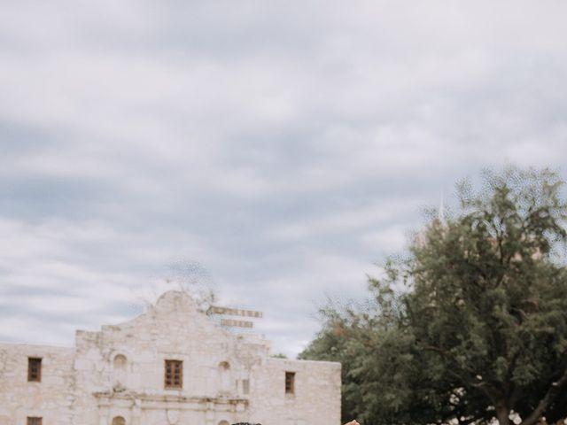 Natalie and Fabian's Wedding in San Antonio, Texas 32